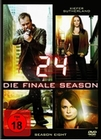 24 - SEASON 8/BOX-SET [6 DVDS] - DVD - Thriller & Krimi
