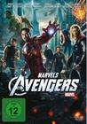 MARVEL`S THE AVENGERS - DVD - Action