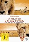 IM REICH DER RAUBKATZEN - DVD - Tiere