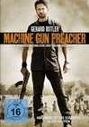 MACHINE GUN PREACHER - DVD - Action