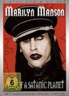 MARILYN MANSON - FEAR OF A SATANIC PLANET (+ CD) - DVD - Musik
