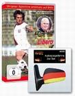 FRANZ BECKENBAUER ALS LIBERO (+ 2 FAHNEN) - DVD - Biographie / Portrait