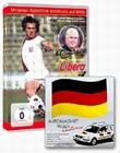 FRANZ BECKENBAUER ALS LIBERO (+ MAGNETFLAGGE) - DVD - Biographie / Portrait