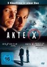 AKTE X - DER FILM/JENSEITS DER WAHRHEIT [2 DVD] - DVD - Thriller & Krimi
