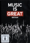MUSIC IS GREAT BRITAIN - DVD - Musik