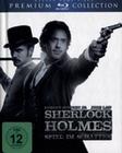 SHERLOCK HOLMES - SPIEL IM SCHATTEN - PREMIUM C. - BLU-RAY - Action