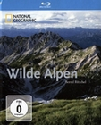 WILDE ALPEN - BERND RITSCHEL - NATIONAL GEO. - BLU-RAY - Erde & Universum