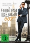 JAMES BOND - IM GEHEIMDIENST IHRER MAJESTÄT - DVD - Action