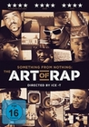 SOMETHING FROM NOTHING: THE ART OF RAP - DVD - Musik
