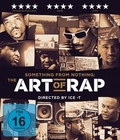 SOMETHING FROM NOTHING: THE ART OF RAP - BLU-RAY - Musik