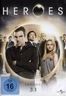 HEROES - SEASON 3.1 [3 DVDS] - DVD - Unterhaltung