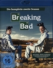 BREAKING BAD - SEASON 2 [3 BRS] - BLU-RAY - Unterhaltung