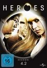 HEROES - SEASON 4.2 [3 DVDS] - DVD - Unterhaltung