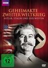 GEHEIMAKTE ZWEITER WELKTRIEG - HITLER, STALIN... - DVD - Geschichte