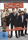 CHUCK - STAFFEL 5 [3 DVDS] - DVD - Komödie