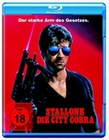 DIE CITY COBRA - BLU-RAY - Action