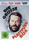 BUD SPENCER - DIE GROSSE PLATTFUSS-BOX [4 DVDS] - DVD - Action