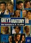 GREY`S ANATOMY - STAFFEL 8 [6 DVDS] - DVD - Unterhaltung
