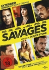 SAVAGES - EXTENDED VERSION - DVD - Action