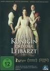 DIE KÖNIGIN UND DER LEIBARZT - DVD - Monumental / Historienfilm