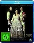 DIE KÖNIGIN UND DER LEIBARZT - BLU-RAY - Monumental / Historienfilm