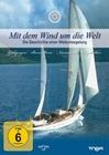 MIT DEM WIND UM DIE WELT [3 DVDS] - DVD - Reise