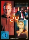24 - SEASON 1/BOX-SET [6 DVDS] - DVD - Thriller & Krimi