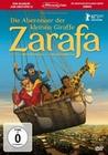 DIE ABENTEUER DER KLEINEN GIRAFFE ZARAFA - DVD - Kinder