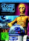 STAR WARS - THE CLONE WARS - STAFFEL 4/VOL. 1 - DVD - Science Fiction