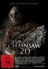 TEXAS CHAINSAW - THE LEGEND IS BACK - DVD - Horror