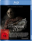 TEXAS CHAINSAW - THE LEGEND IS BACK - BLU-RAY - Horror