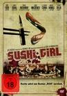 SUSHI GIRL - DVD - Thriller & Krimi