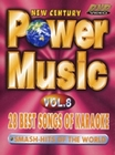 KARAOKE - POWER MUSIC VOL. 8 - DVD - Musik