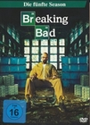 BREAKING BAD - SEASON 5 [3 DVDS] - DVD - Unterhaltung