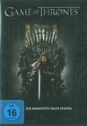 GAME OF THRONES - STAFFEL 1 [5 DVDS] - DVD - Fantasy