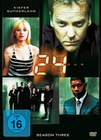24 - SEASON 3/BOX-SET [6 DVDS] - DVD - Thriller & Krimi