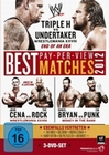Best PPV Matches 2012 [3 DVDs]