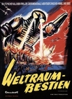 WELTRAUM-BESTIEN - DVD - Science Fiction
