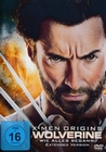 X-MEN ORIGINS - WOLVERINE - DVD - Action