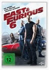 FAST & FURIOUS 6 - DVD - Action