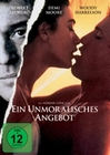 EIN UNMORALISCHES ANGEBOT - DVD - Unterhaltung