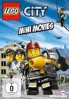 LEGO - CITY MINI MOVIES 1 - DVD - Kinder