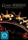 GAME OF THRONES - STAFFEL 2 [5 DVDS] - DVD - Fantasy