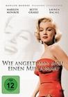 WIE ANGELT MAN SICH EINEN MILLIONÄR - DVD - Komödie
