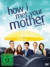 HOW I MET YOUR MOTHER - SEASON 8 [3 DVDS] - DVD - Comedy