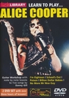 LEARN TO PLAY ALICE COOPER - LICK... [2 DVDS] - DVD - Hobby & Freizeit