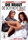DIE BRAUT, DIE SICH NICHT TRAUT - DVD - Komödie