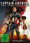 CAPTAIN AMERICA - THE FIRST AVENGER - DVD - Action