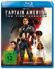 CAPTAIN AMERICA - THE FIRST AVENGER - BLU-RAY - Action