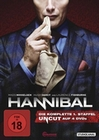 HANNIBAL - STAFFEL 1 - UNCUT [4 DVDS] - DVD - Thriller & Krimi